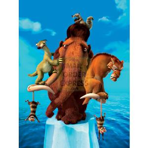 Falcon Jumbo Ice Age 2 The Game