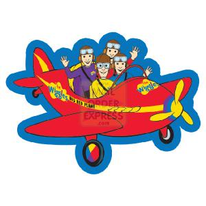 Jumbo Wiggles 15 Piece Shaped Floor Puzzle