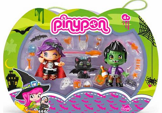 Pinypon Monster Pack