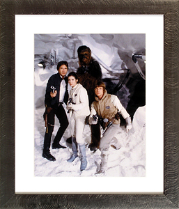 Star Wars unsigned 11x14and#39;and39; photo