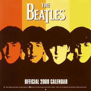 The Beatles Calendar