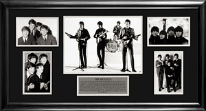 The Beatles Photo Montage