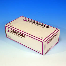 Latex Gloves Powder Free Non Sterile Large x