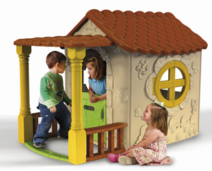 Garden House Outdoor Playhouse