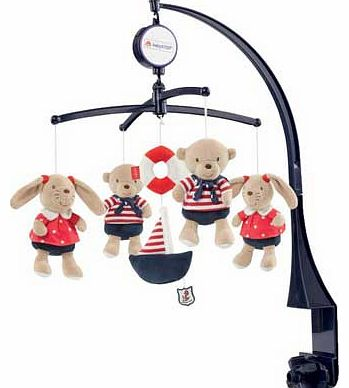 Ocean Club Musical Baby Mobile
