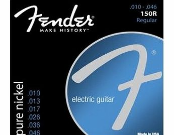 150 Original Pure Nickel Wound Electric Guitar Strings - 10-46