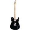 72 Telecaster Custom - Maple - Black