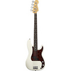 American Standard Precision Bass - Rosewood - Olympic White