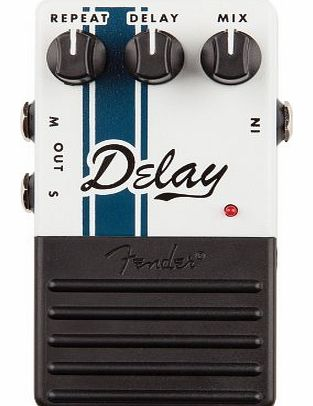 DELAY PEDAL Electric guitar effects Reverb - delay