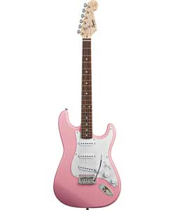 Pink Bullet Electric Guitar
