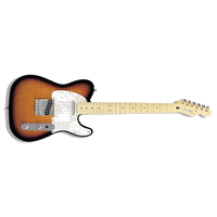 Standard Tele MN- Brown Sunburst