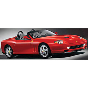 ferrari 550 Barchetta 2000 - Red 1:18