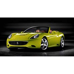 ferrari California 2008 Yellow