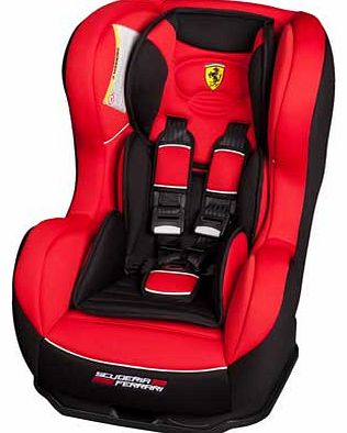 Cosmo Rosso Car Seat