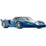 Ferrari FXX Tour De France Blue