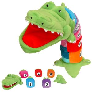 Fiesta Crafts Activity Crocosmile Toy