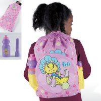And The Flowertots Backpack Gift Set