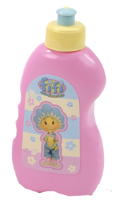 and the Flowertots Mini G Sports Bottle