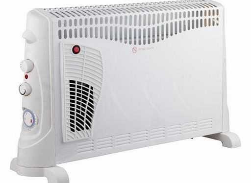 Fine Elements Convector Heater with Turbo Function, 2000 Watt