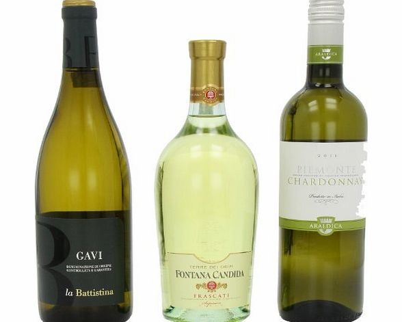 Fine Wine Sellers Italian White Case 75cl (Case of 6)