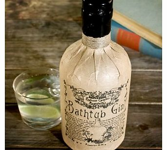 Bathtub Gin by Professor Cornelius Ampleforth