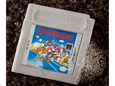 Game Boy Cartridge Soaps (Super Mario Land)