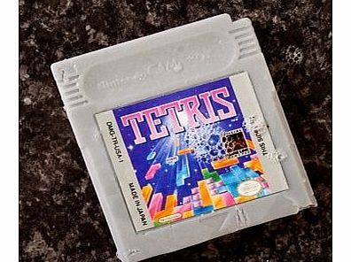 Game Boy Cartridge Soaps (Tetris)