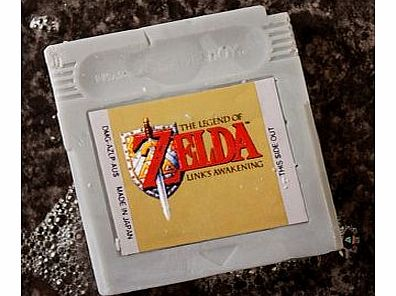 Game Boy Cartridge Soaps (The Legend of Zelda)