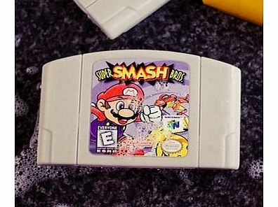 Nintendo 64 Cartridge Soaps (Super Smash Bros)