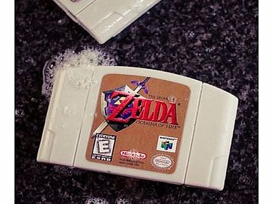 Nintendo 64 Cartridge Soaps (The Legend of Zelda)