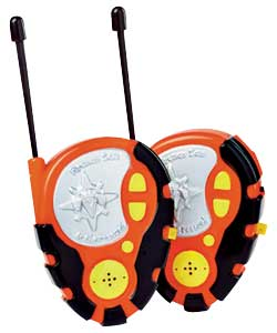 fireman sam Intercom Set
