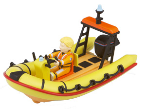 Fireman Sam Wind Up Floating Neptune with Penny