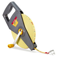 Ranger 50 Metre / 165 Feet Tape Measure