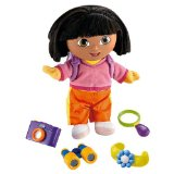 Dora the Explorer Backpack and Doll Gift Set