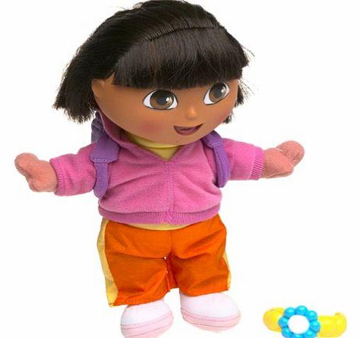 All Dora Toys : Fisher price dora the explorer talking surprise