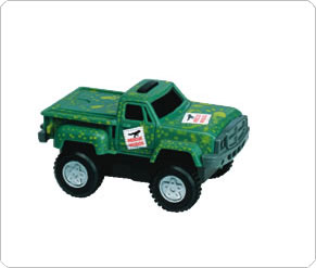 Fisher Price Extra Cars Green Dino Rescue Car