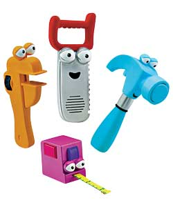 Handy Manny Tool 2 Packs Assortment