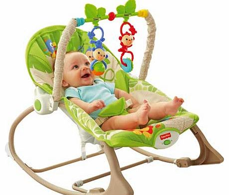 Price Infant to Toddler Rocker