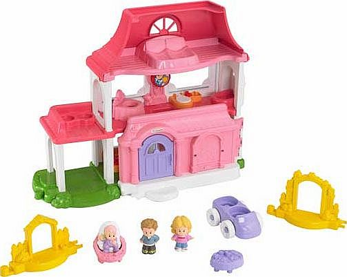 Little People Happy Sounds Home