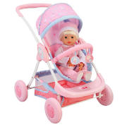 Price My Baby Deluxe Stroller