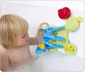 Fisher Price Water Slide Playset