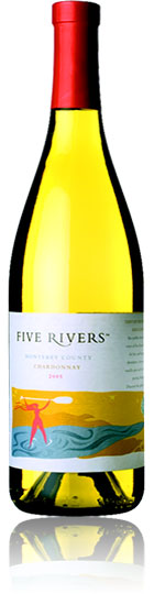 Rivers Chardonnay 2005 Monterey County (75cl)