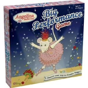 Flair Angelina Ballerina Big Performance Game