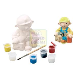 Bob The Builder Pottery Paint and Go
