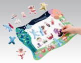 In The Night Garden Eraseable Magnetic Board