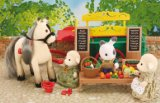 Sylvanian Families - Farmers Cart and Pony