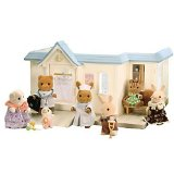 Sylvanian Families - General Hospital - Characters not Included
