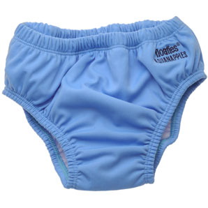 floaties Aqua Swimming Nappy, Blue, 18-24 Months