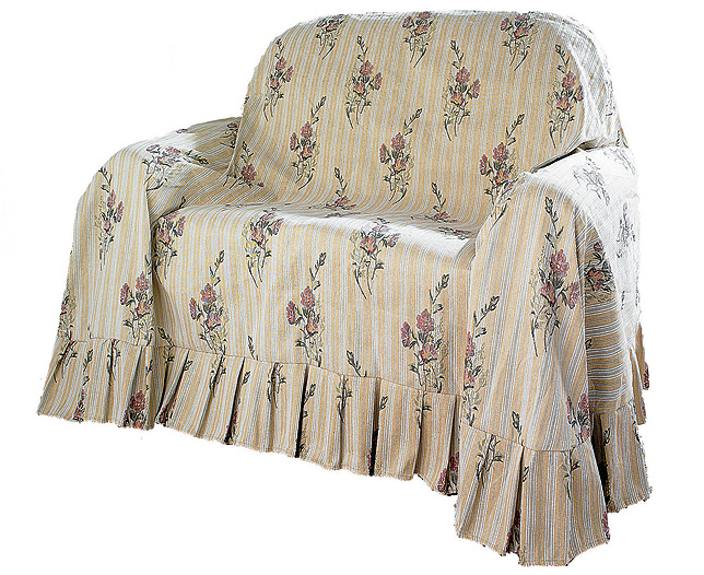 Floral Armchair Throw - review, compare prices, buy online
