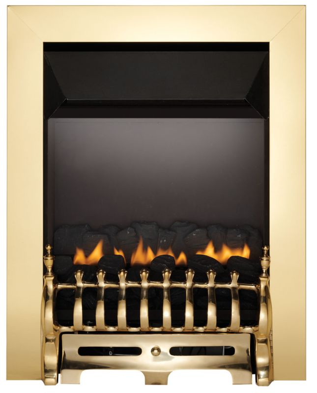 Focal Point Blenheim Flueless Gas Inset Fire